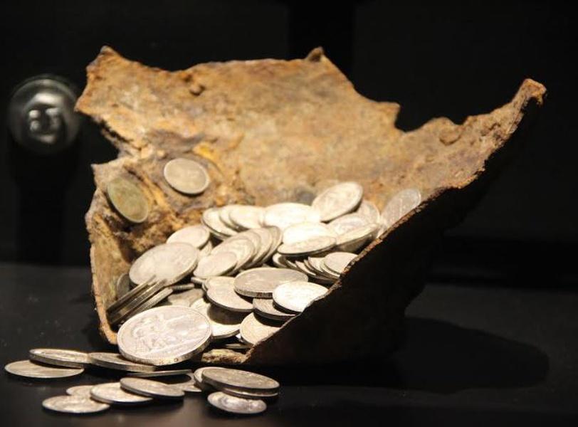 Музей денег— это интересно.
