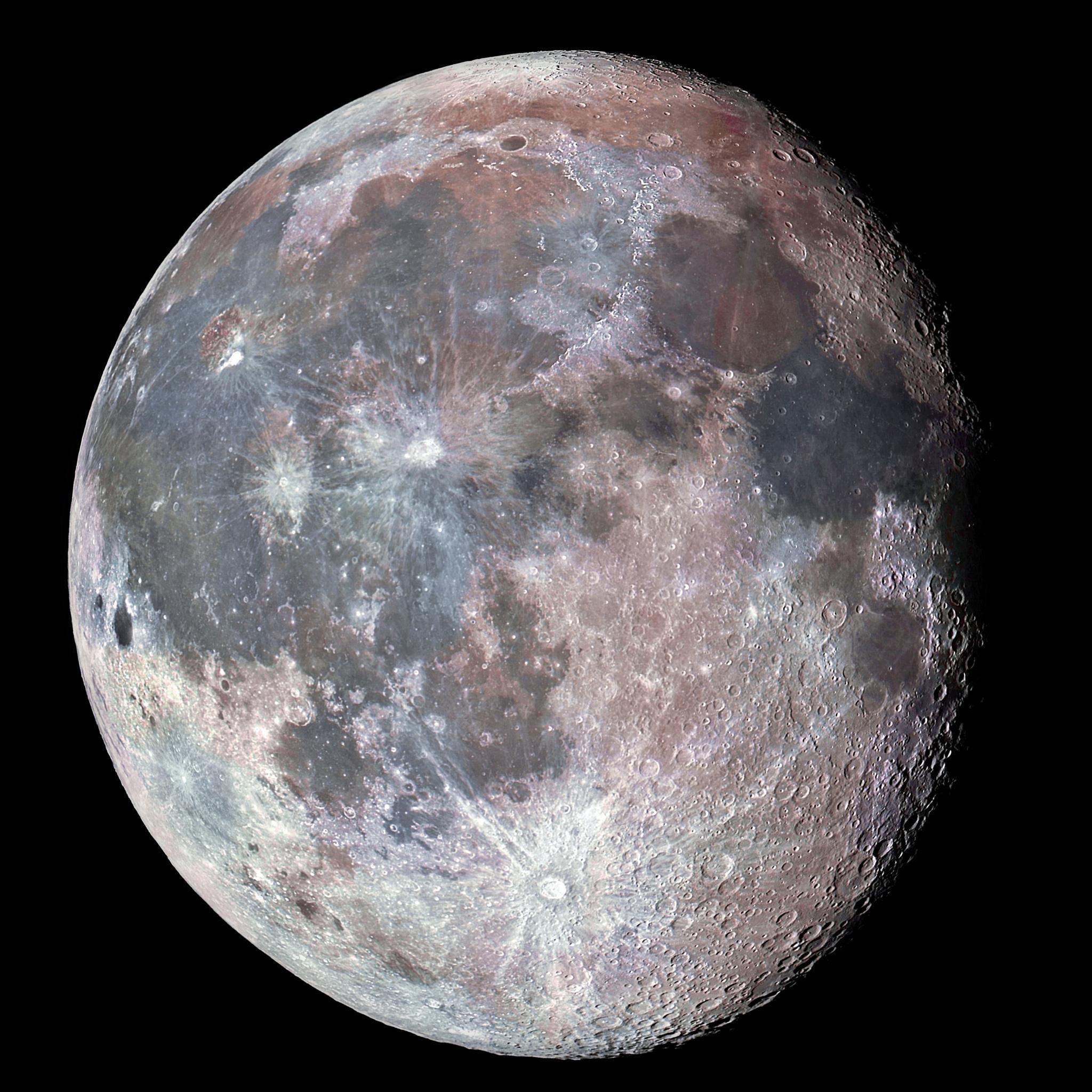 Луна, скорее всего, раньше была частью Земли.