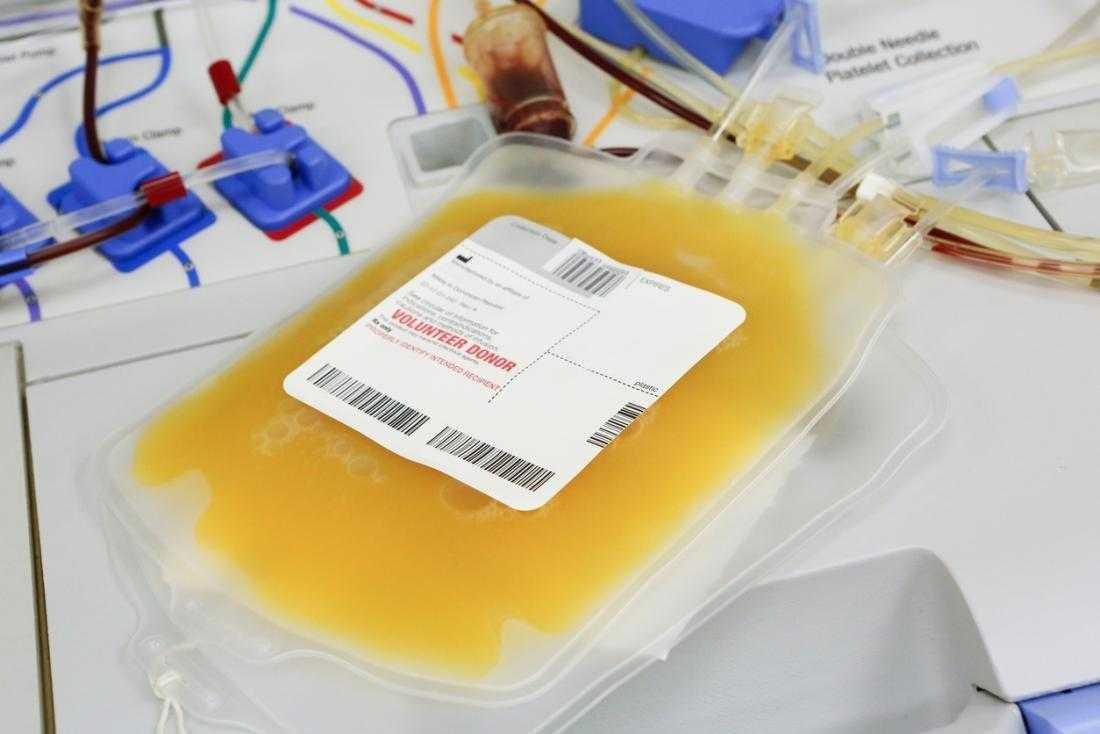 FDA против бессмысленного переливания крови
