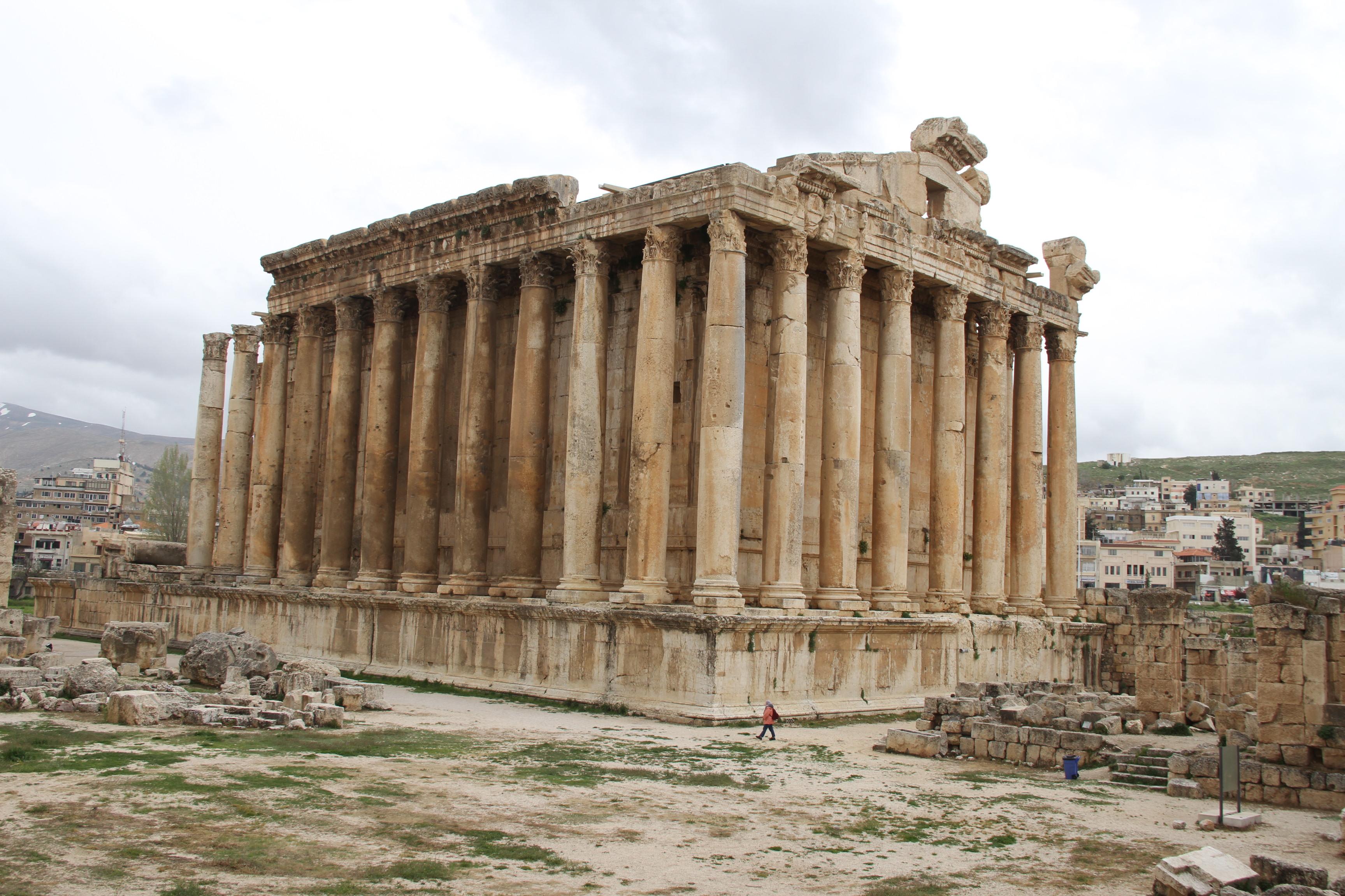 Храм Бахуса вБаальбеке