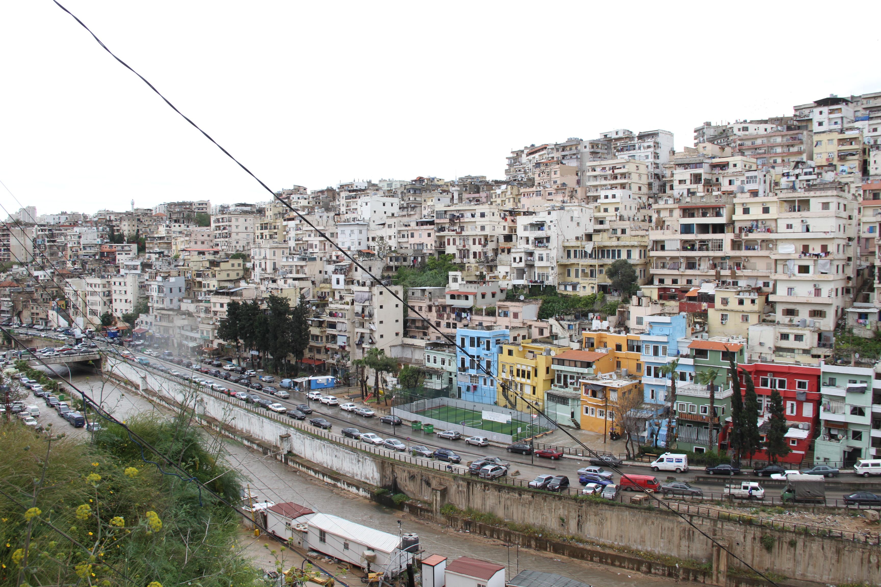 Современный Триполи