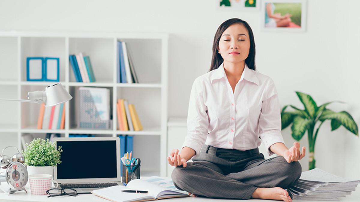 Стресс-менеджмент наработе— работает или нет?