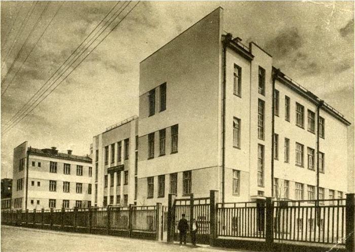 Изображение 12— Школа им. И.И.Лепсе.