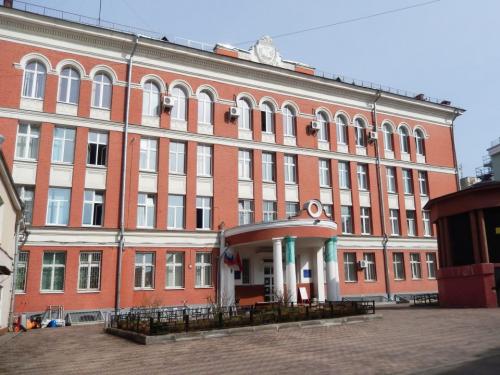 Изображение 5— школа по проекту Степановой, вход видоизменен.