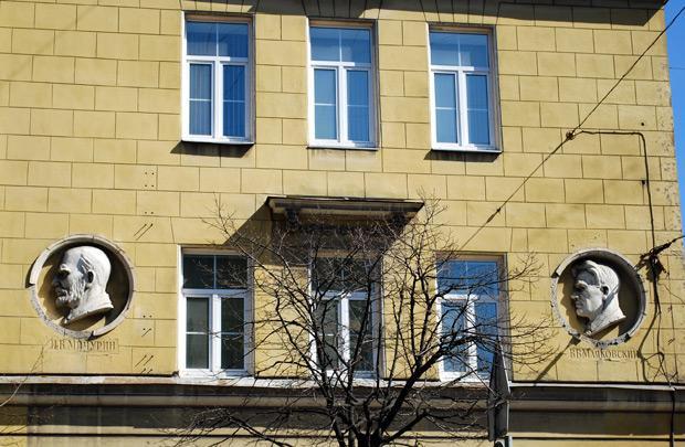Изображение 6— Декор нашколе №171 наул. Маяковского.