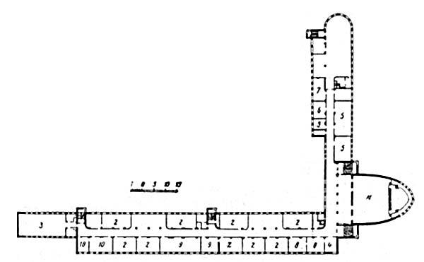 Изображение 6— План школы.