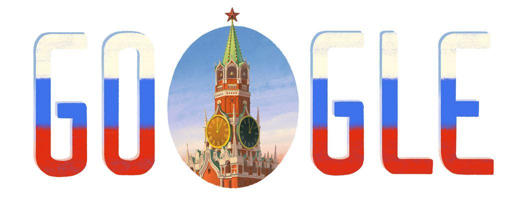 Такой картинкой Франтишек Вечёрко проиллюстрировал запись оразговоре смосковским офисом <i>Google</i>.