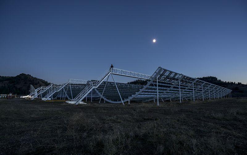 Астрономы всё ближе краскрытию тайны быстрых радиовсплесков