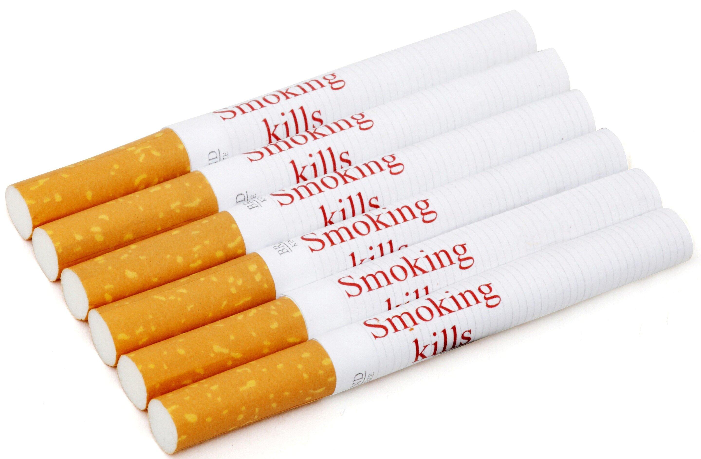 Предупреждения накаждой сигарете заставляют задуматься. Фото:  University of Stirling.