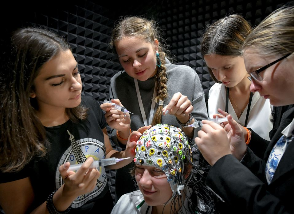 Насаммите молодые учёные смогут представить свои разработки.