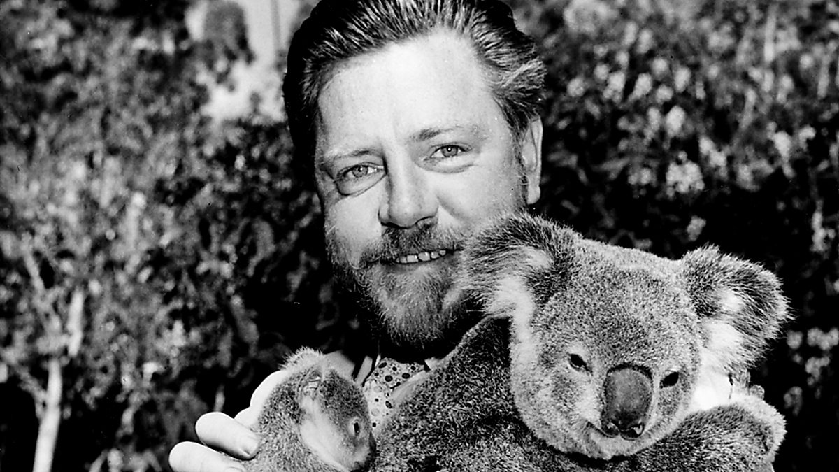 Gerald Durrell (1925—1995).