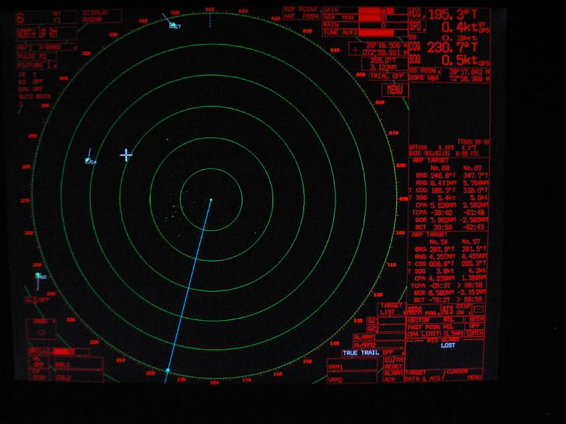 Низкий уровень электромагнитного излучения, требуемый для работы квантового радара, затрудняет его обнаружение возможным противником.