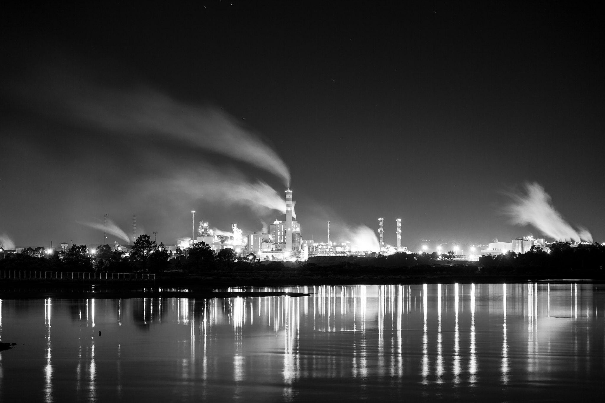 Загрязнение окружающей среды вызывает воспалительные процессы.