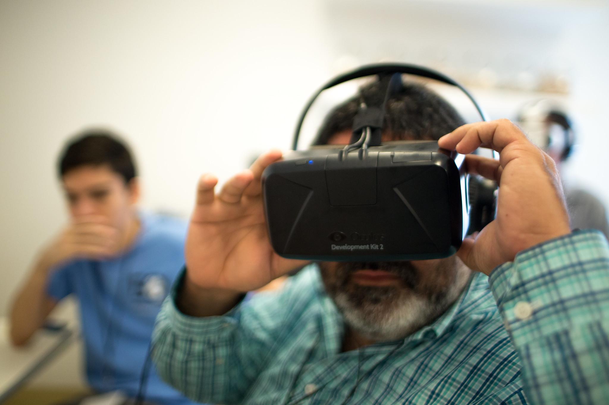 Виртуальная реальность остаётся многообещающей технологией.