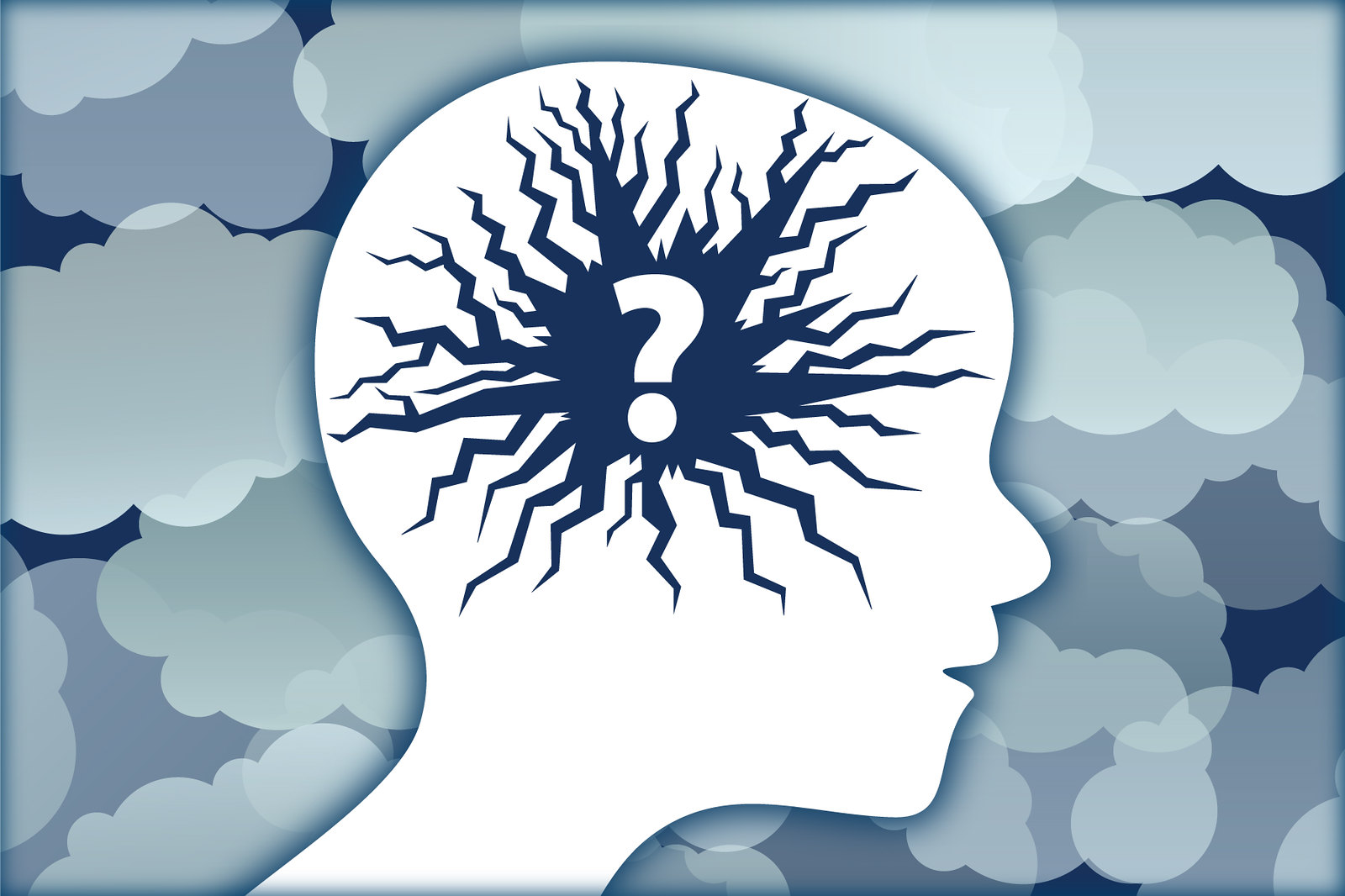 Учёные продолжают исследовать генетическую основу ментальных расстройств.