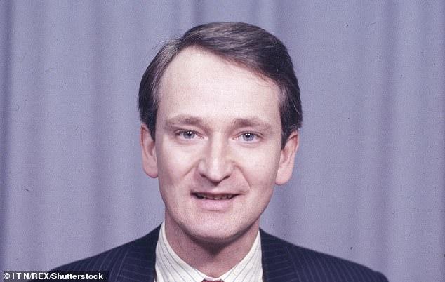 Современный потомок Джона Беллингема, фото 1989г.