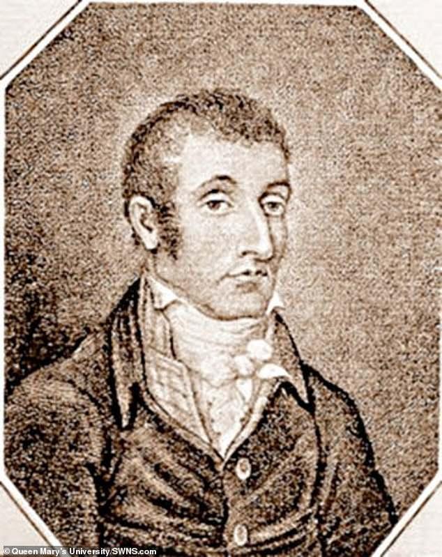 Портрет Джона Беллингема, 1812г.