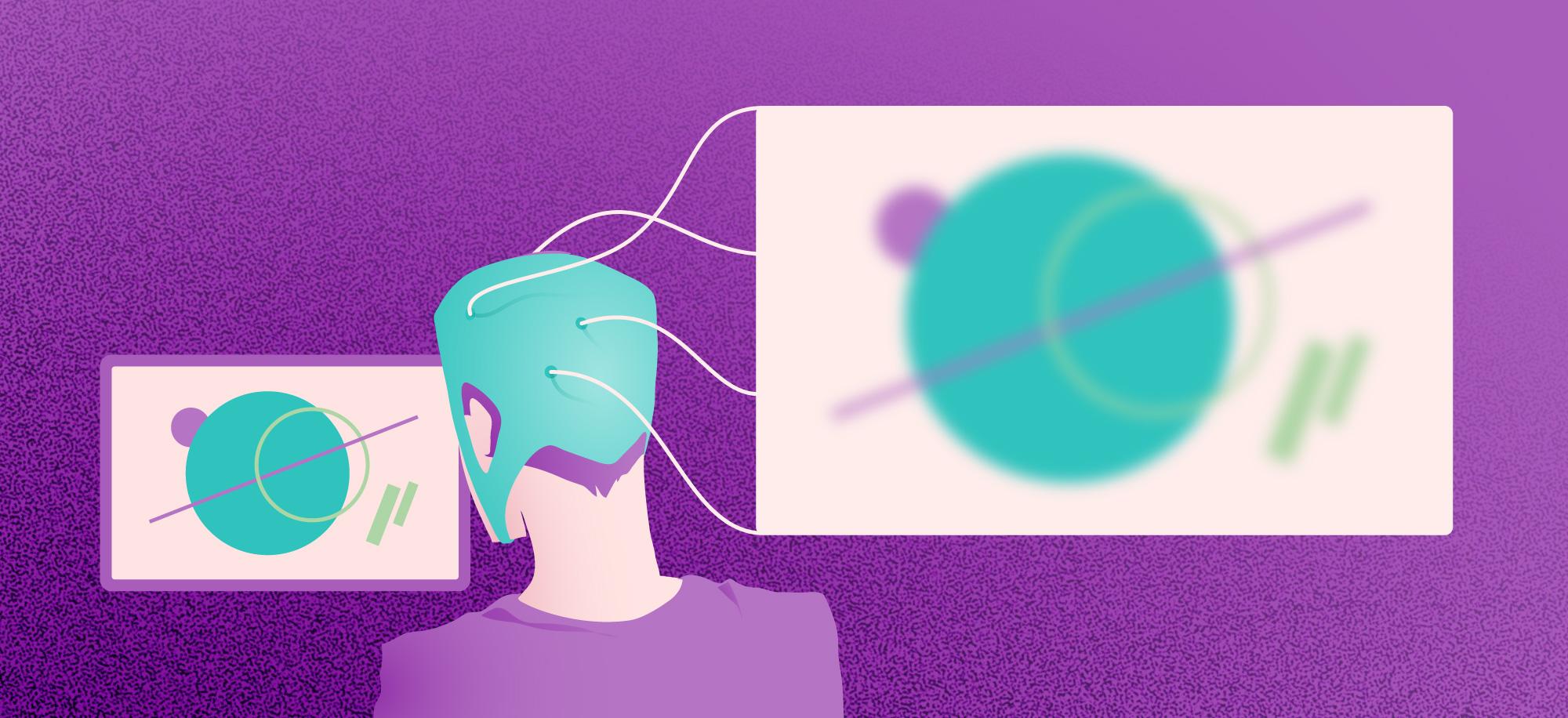 Нейросеть определяет, что видит человек, по показаниям энцефалограммы