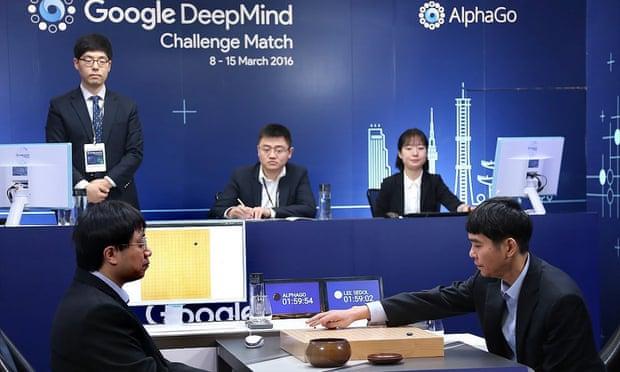 Матч Ли Седоля против AlphaGo в2016 году