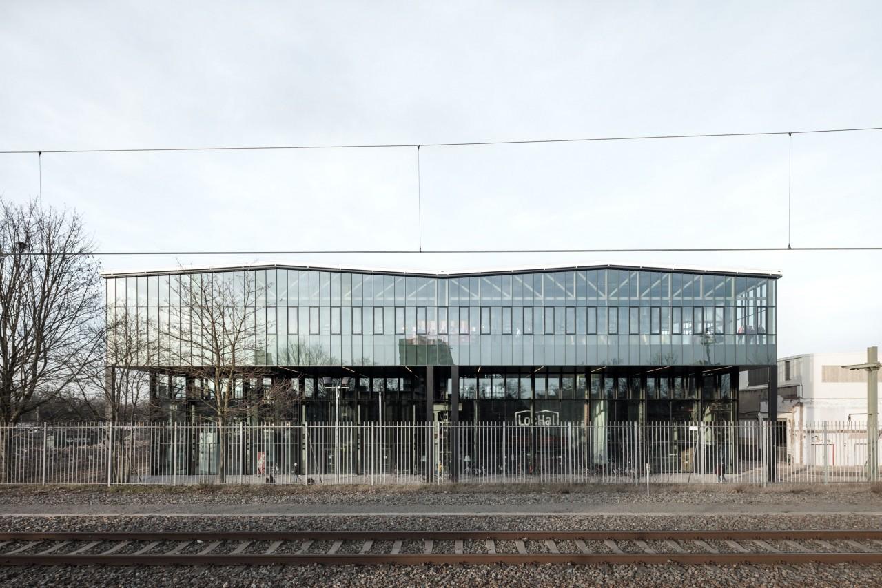 LocHal Public Library, Tilburg