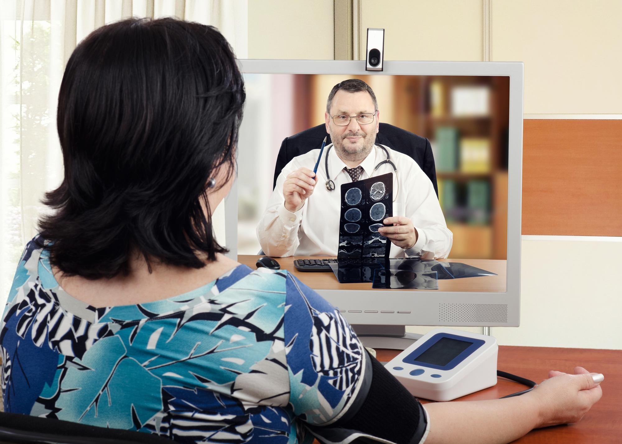 К2022 году каждый пятый россиянин будет пользоваться услугами удалённых врачей.