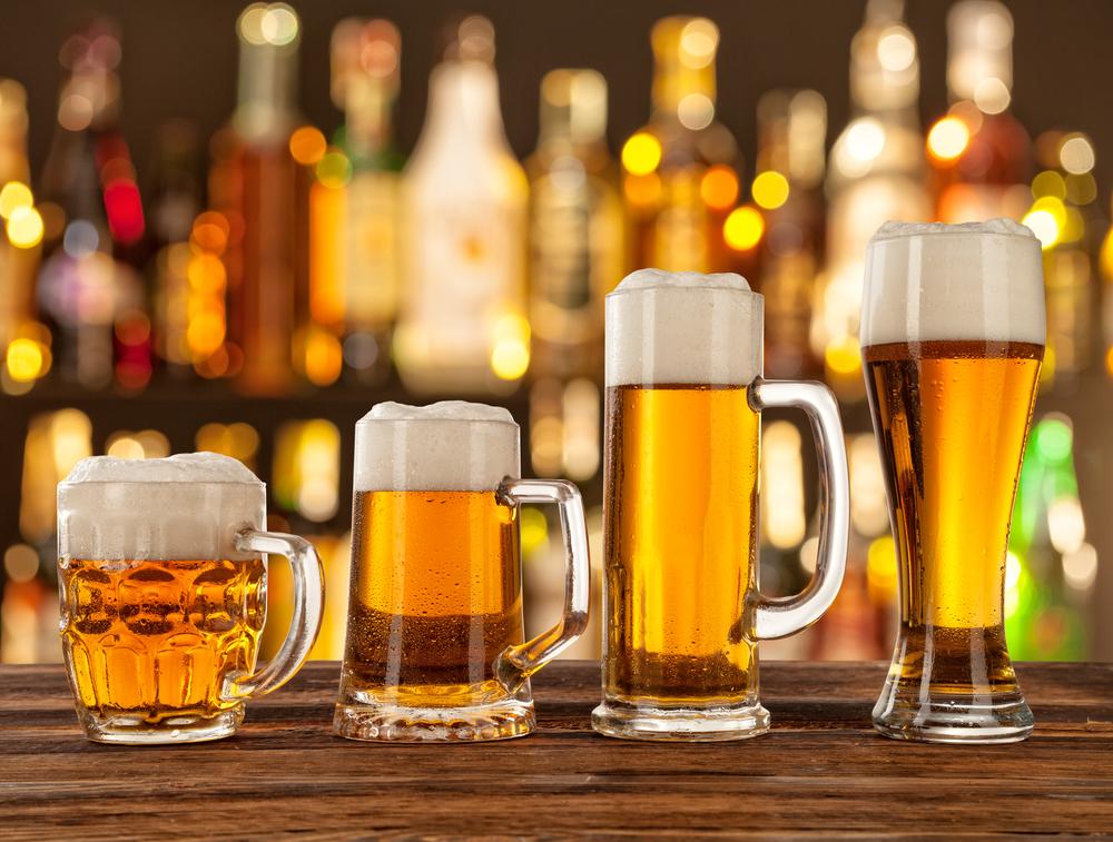 До начала курса лечения участники исследования употребляли всреднем 74 единицы алкоголя внеделю, что эквивалентно примерно 30 пинтам пива.