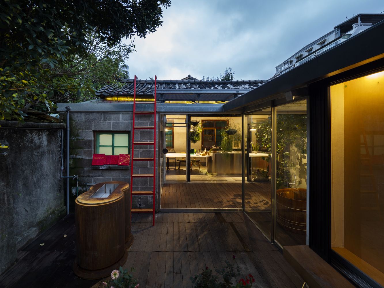 J.C. Architecture— JCA Living Lab