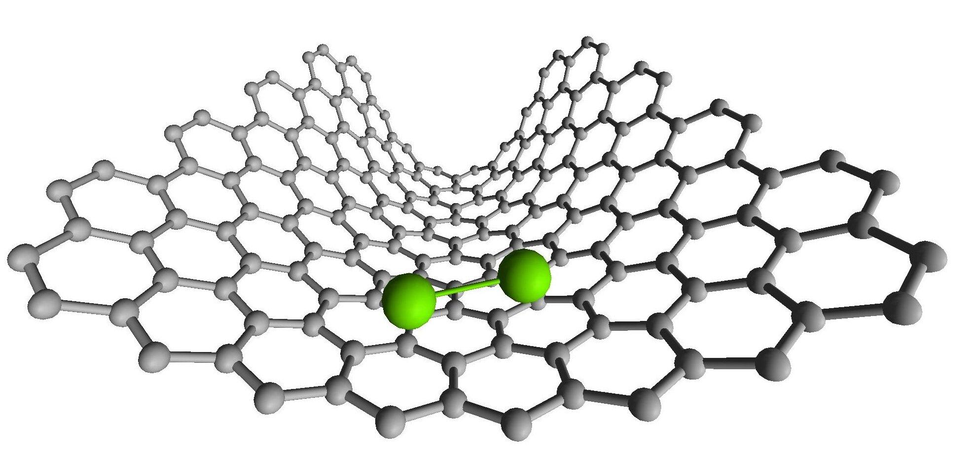 Электронный микроскоп позволяет отследить динамику формирования металлической связи между атомами