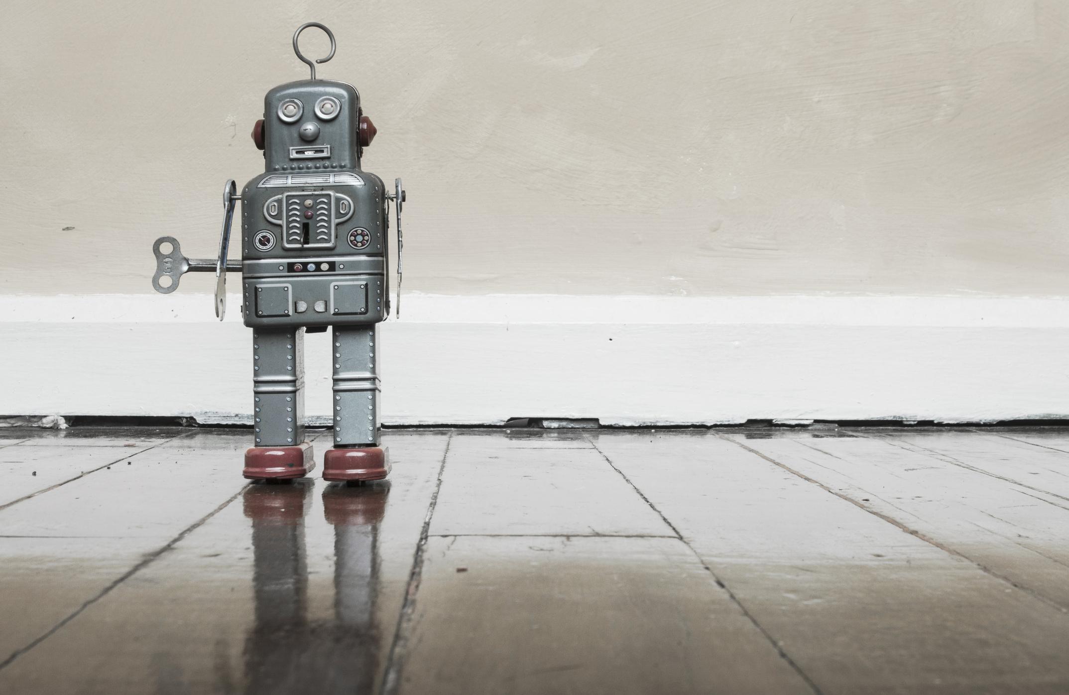 Антропоморфные роботы перестали быть похожими наконструкцию из жестяных банок— игрушку нашего детства.