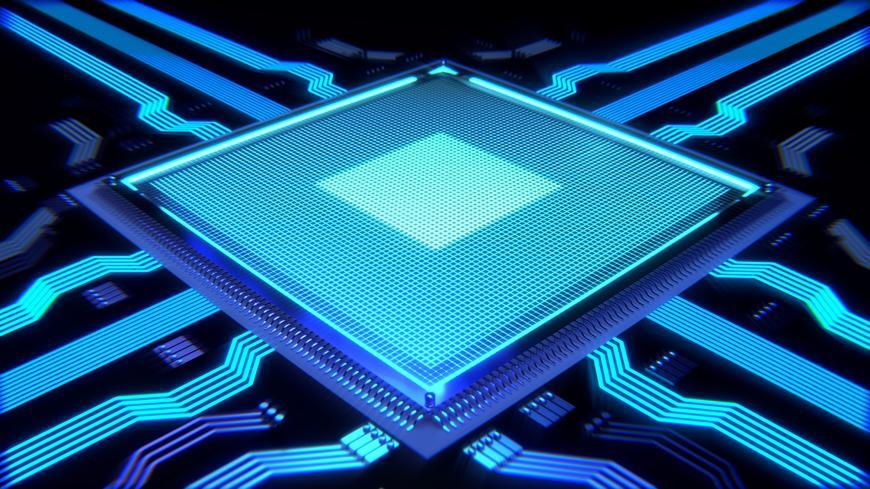 Вычисления можно производить исключительно спомощью лучей света.