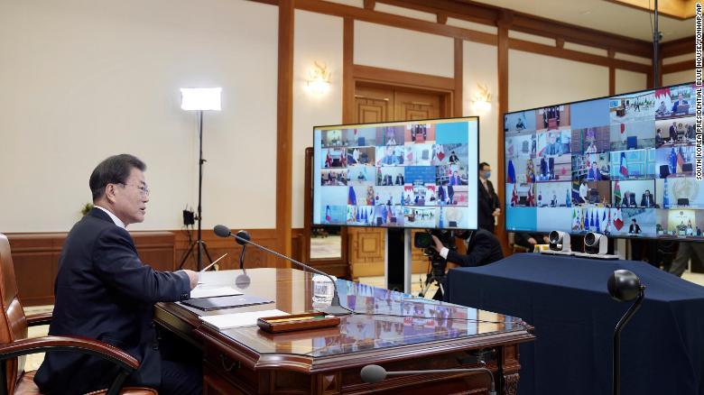 Видеосаммит G20