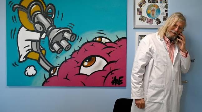 Профессор Дидье Рауль (Didier Raoult), работавший над тестированием гидроксихлорохина против коронавируса вМарселе.