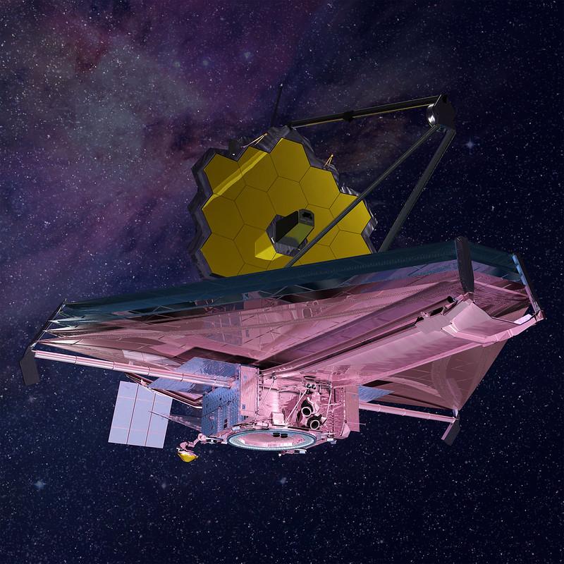В NASA провели учения по развёртыванию зеркала космического телескопа James Webb