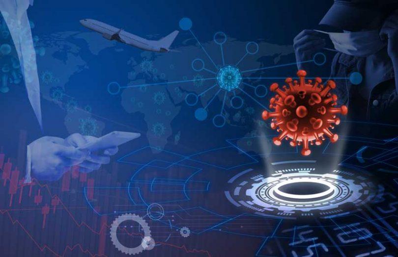 Пандемия  коронавируса изменяет мир.