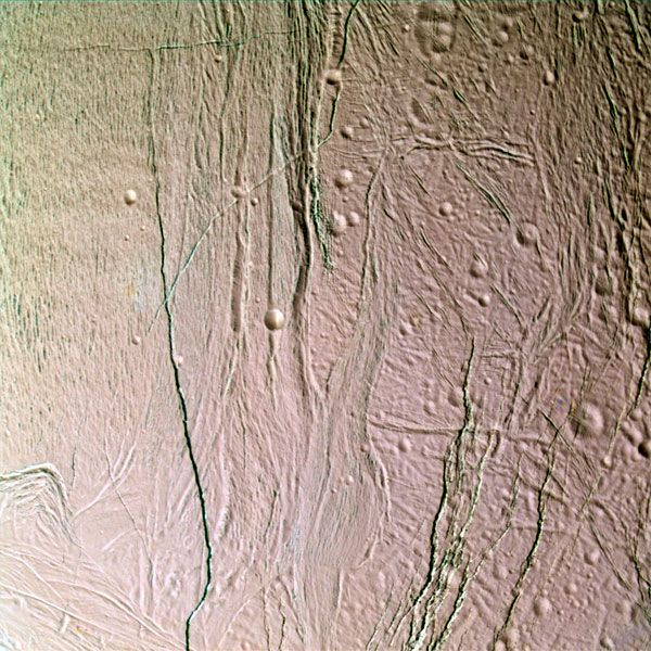 Enceladus tiger strips