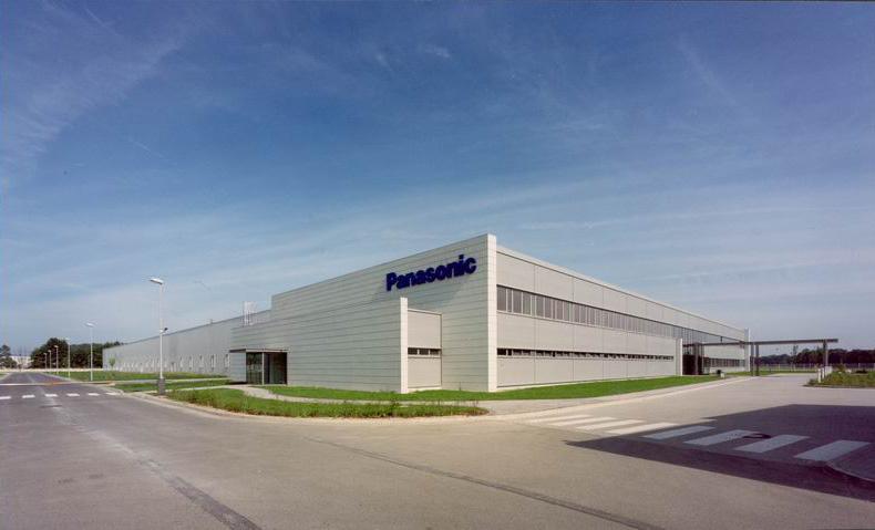 Один из производственных комплексов <i>Panasonic</i>.