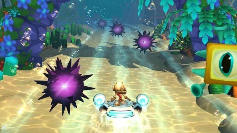 Скриншот из игры EndeavorRx