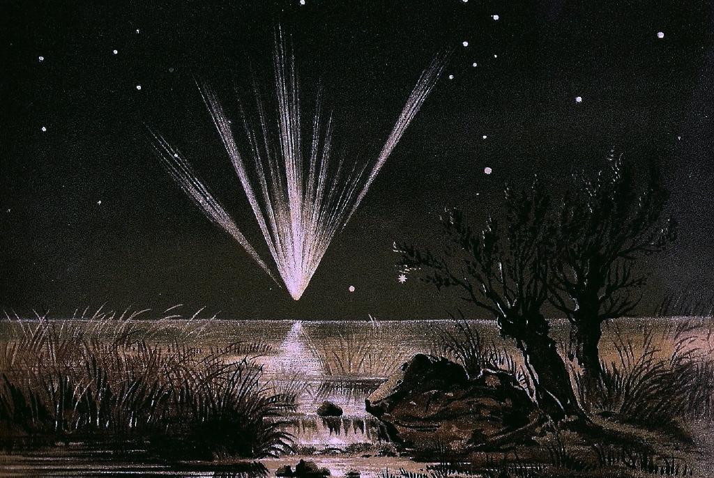 Great Comet 1861