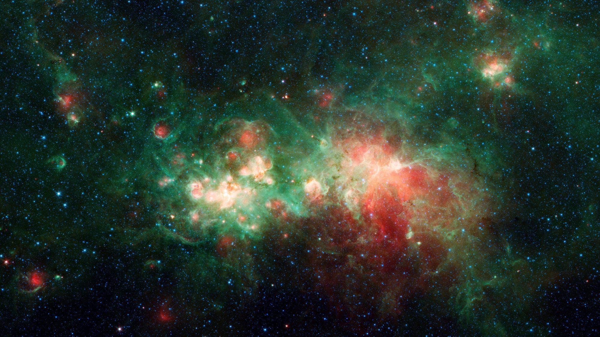 W51 nebula