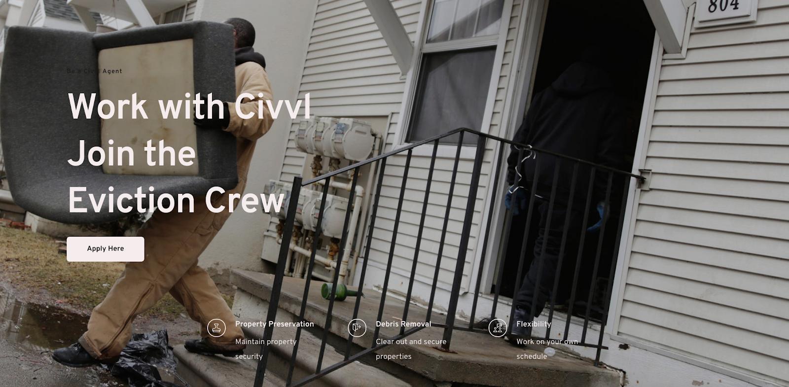 Новый сервис вСША помогает владельцам жилья выселять неплательщиков