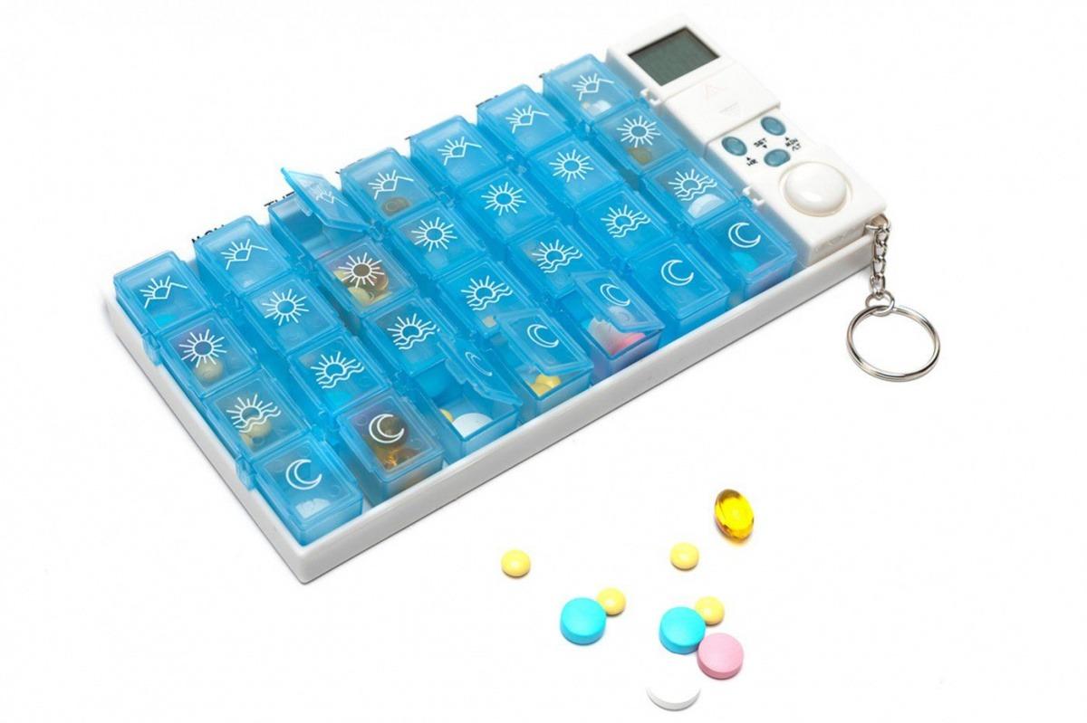 Сприходом «политаблеток» аптечки-органайзеры останутся впрошлом.