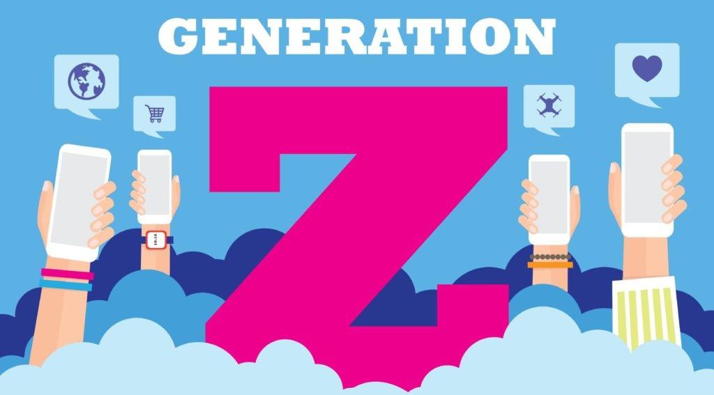 Поколения Y иZ