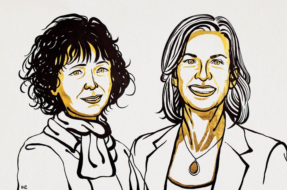 Нобелевские лауреаты по химии