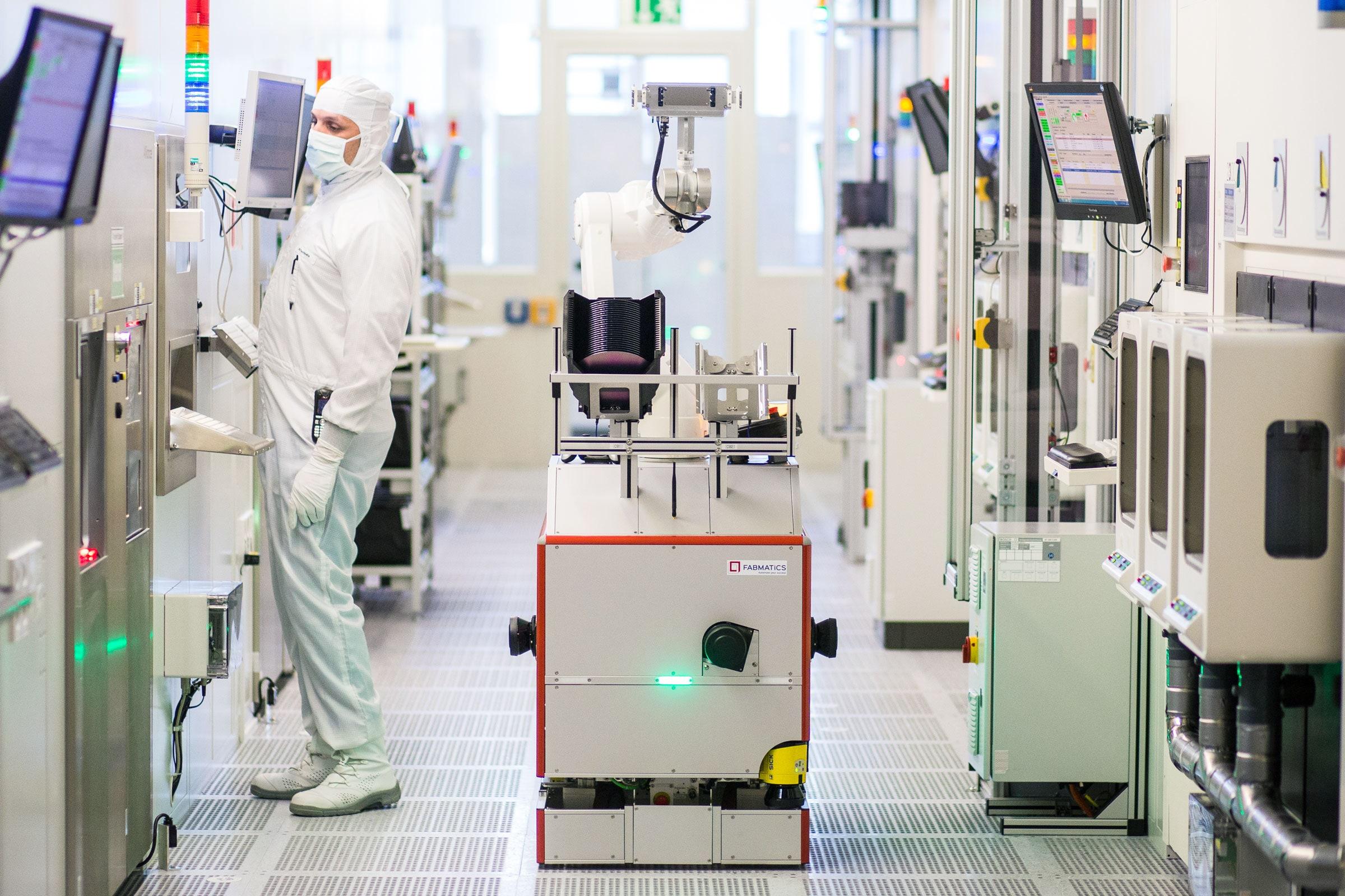 5G— дорога вбудущее автоматизированного производства.