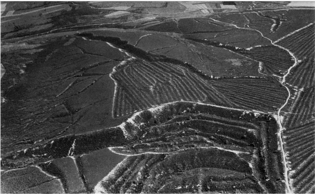Римские золотые рудники Лас-Медулас-де-лас-Оманас