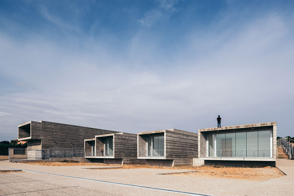 Day Care Center for People with Alzheimer's Disease. Benavente, Zamora, Spain