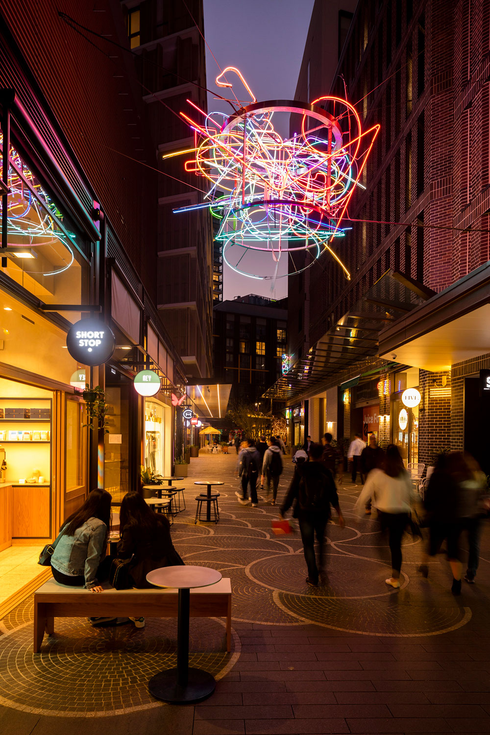 Darling Square, Sydney, New South Wales, Australia