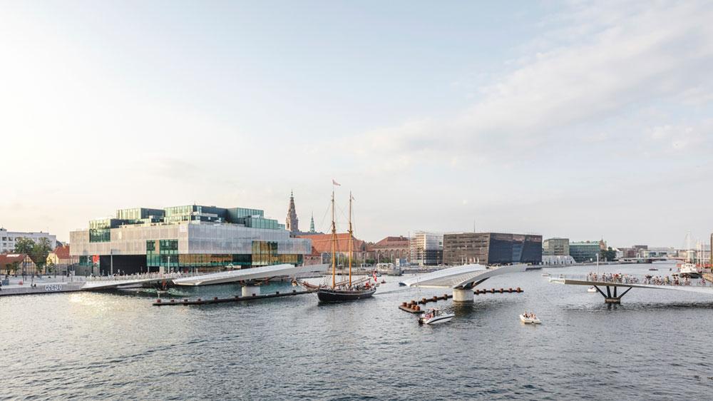 Lille Langebro, Copenhagen, Denmark