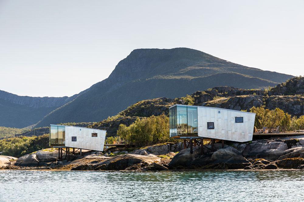 Manshausen 2.0 Island Resort, Nordskot/Steigen, Norway