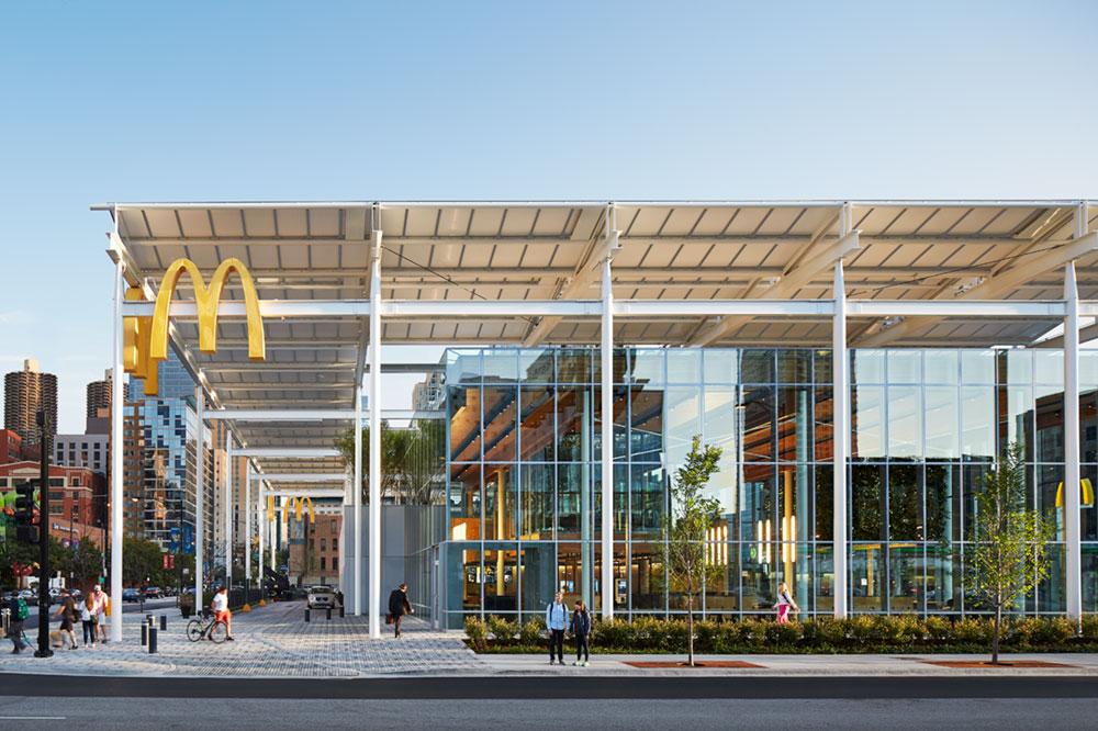 McDonald's Chicago Flagship, Chicago, Illinois, USA